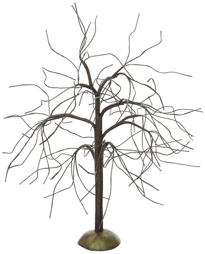 Department 56 - Halloween Creepy Craggy Tree