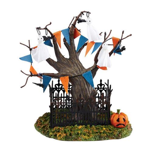 Department 56 Snow Village Halloween Town Tree Accessory