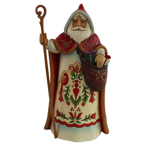 Jim Shore- Heartwood Creek- Austrian Santa