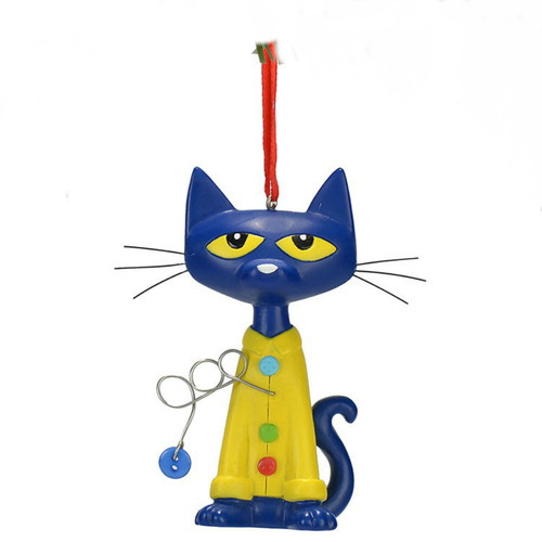 Pete the Cat and His Buttons Ornament