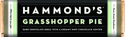 Hammonds Grasshopper Pie Candy Bar - 2.25 ounce