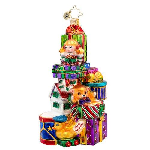 Christopher Radko Something For Everybody Ornament