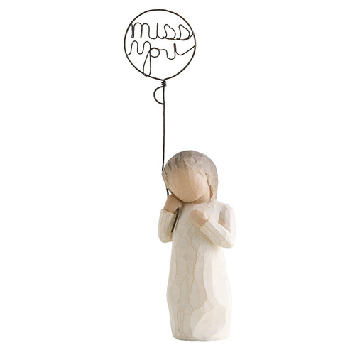 Willow Tree Miss You figure by Susan Lordi
