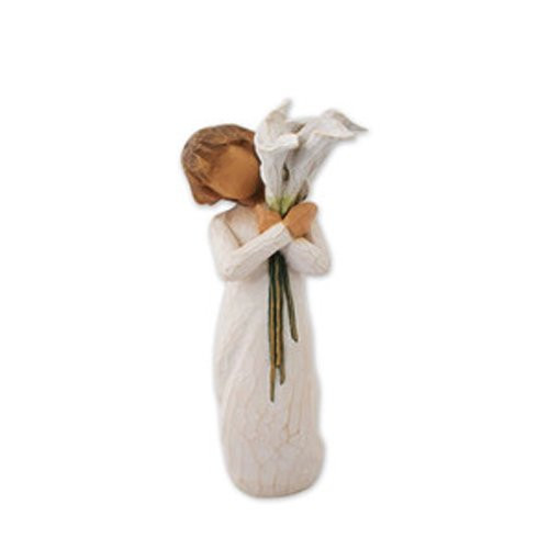 Willow Tree Beautiful Wishes figure by Susan Lordi