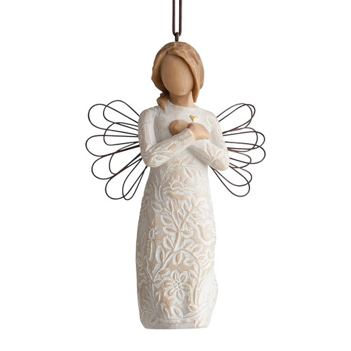Willow Tree Ornament, Remembrance Angel