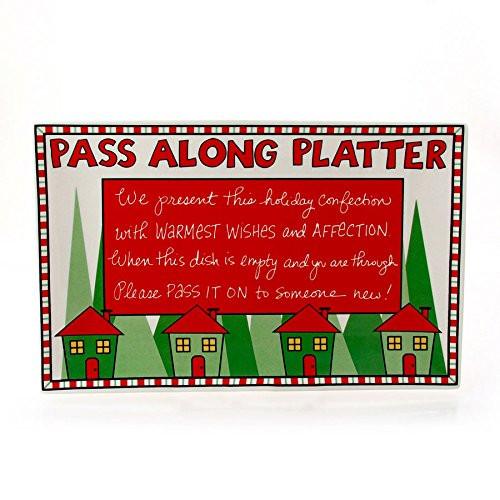 Holiday Pass Along Platter