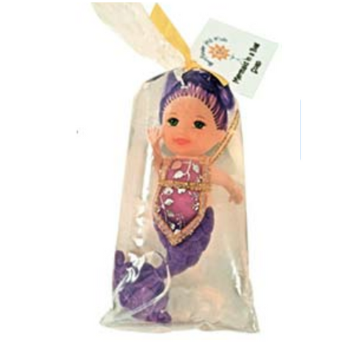 Mermaid in a Bag Soap - Made in Maine