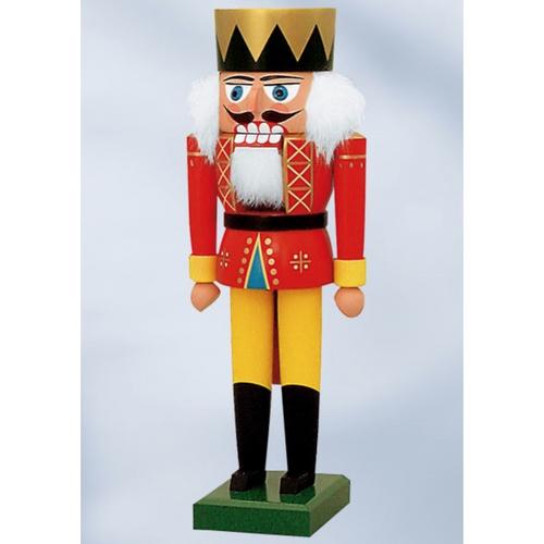 Majestic King German Nutcracker