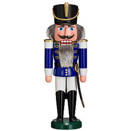 Nutcracker - Hussar British Blue