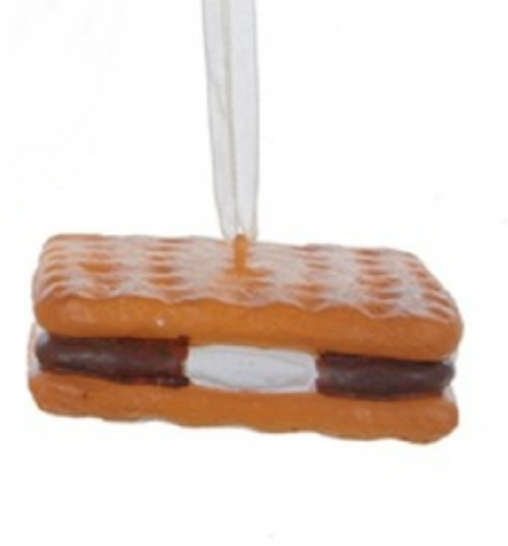 Snack Cakes Holiday Smores Ornament