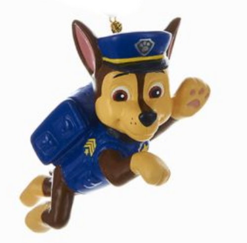 Chase - Paw Patrol Ornament