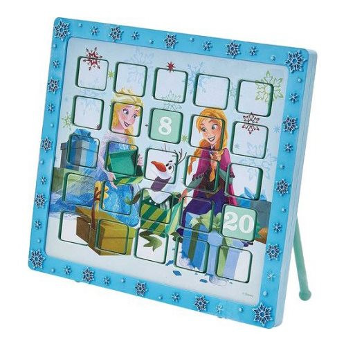 Elsa and Anna Advent Calendar