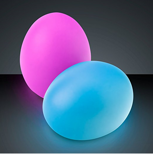 Color Change LED Easter Eggs