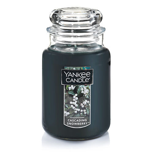 22 oz. Cascading Snowberry™ Yankee Candle