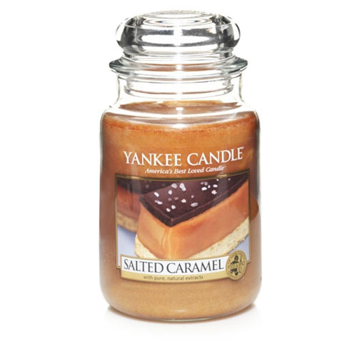 22 oz. Salted Caramel™ Yankee Candle