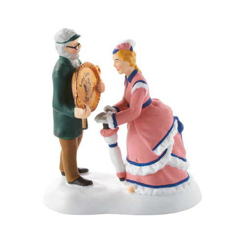 Department 56 - Dickens Village - Long Live The Queen