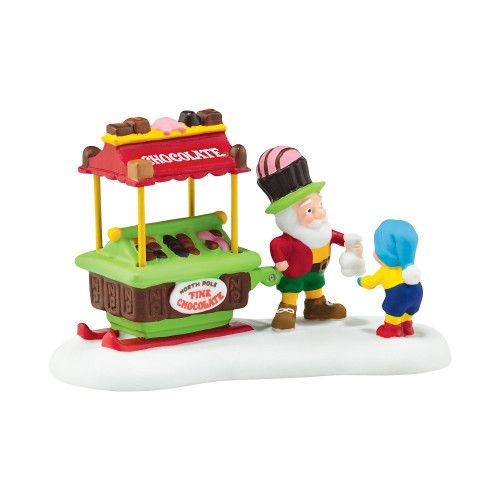 Department 56 - North Pole Village -Sidewalk Sweets Accessory
