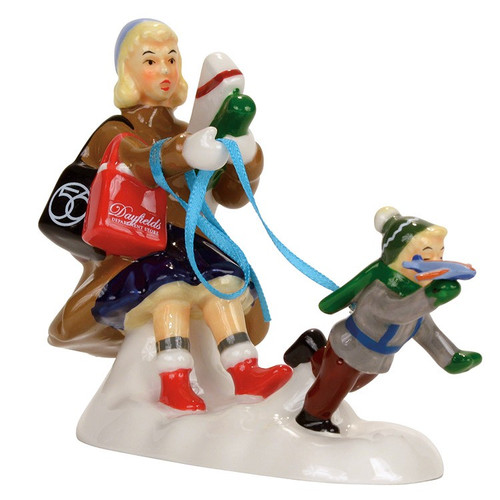 Department 56 - Original Snow Village - Holidazed and Confused Accessory