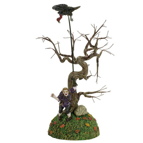 Department 56 - Halloween Village - Fortunato The Vulture Trainer