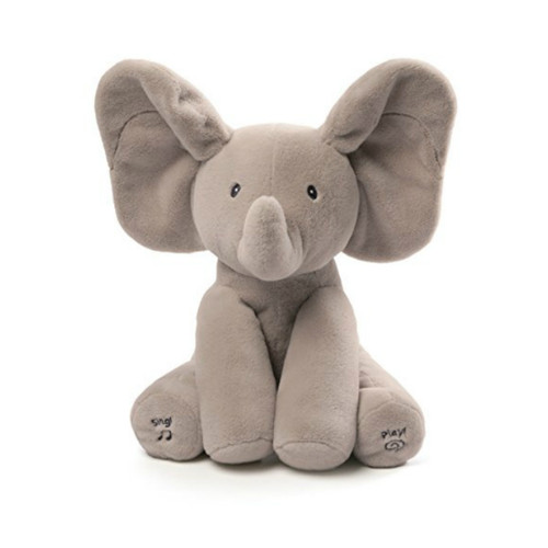 Flappy the Elephant with Flapping Animated Ears and Music