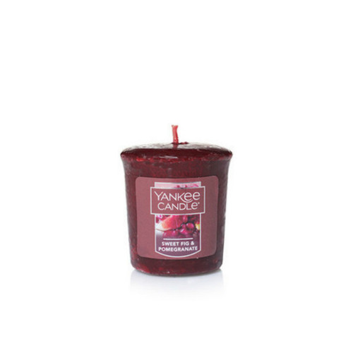 Sweet Fig and Pomegranate Votive™ Yankee Candle