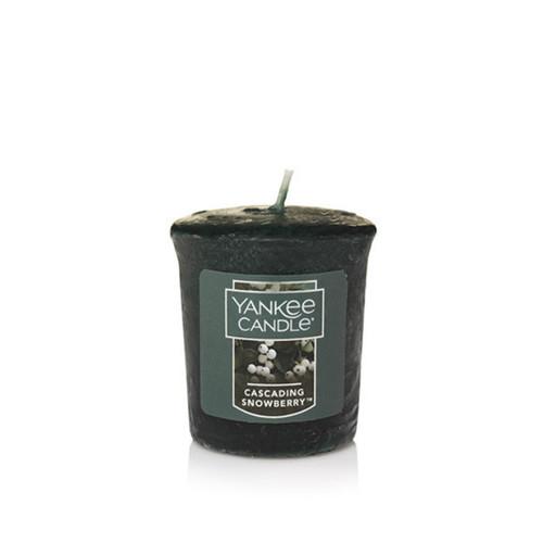 Cascading Snowberry Votive™ Yankee Candle