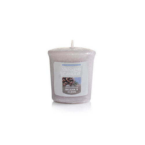 Balsam and Clove Votive™ Yankee Candle
