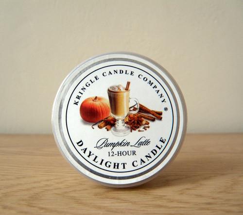 Kringle Candle- Pumpkin Latte Daylight Candle