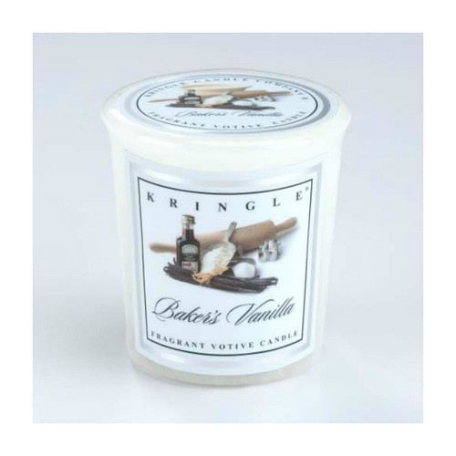 Kringle Candle- Baker's Vanilla Votive
