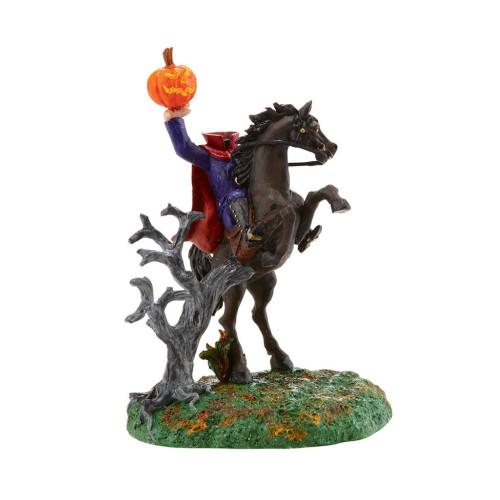 Department 56 - Halloween Village - The Headless Horseman Lit Accessory