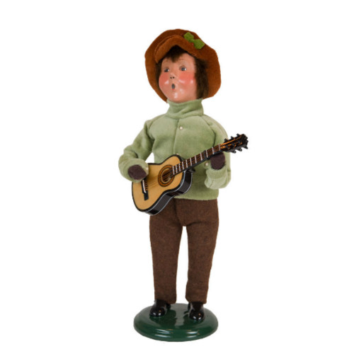 Byers' Choice - Musical Boy - Guitar Caroler