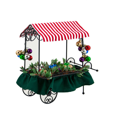 Byers' Choice- Ornament Cart
