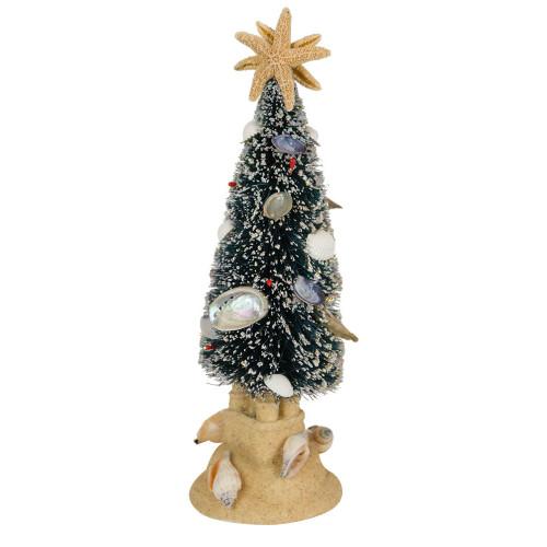 Byers' Choice - Seashell Christmas Tree 2018