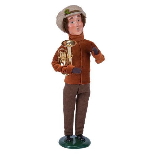 Byers' Choice - Musical Man - Baritone Caroler