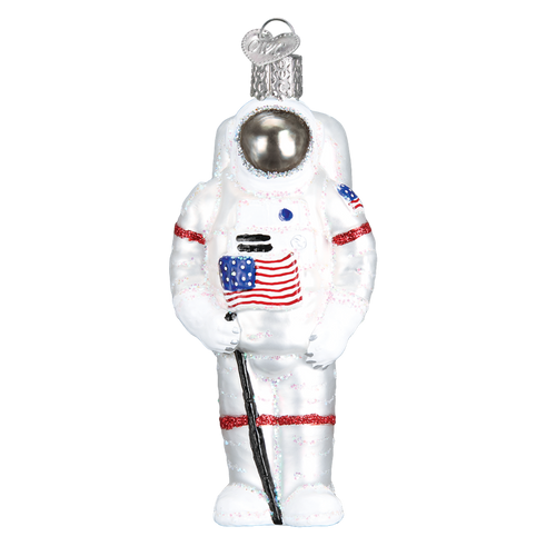 Old World Christmas- Astronaut Ornament 2018