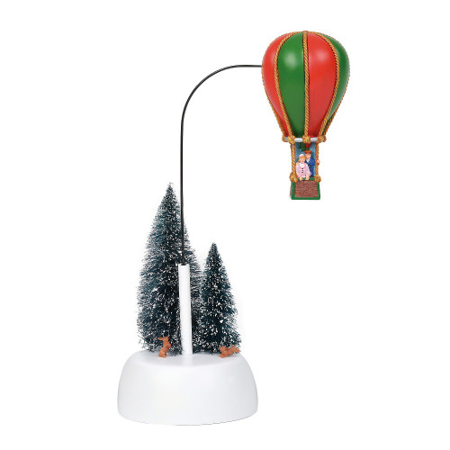 Department 56 - Original Snow Village -Holiday Balloon Ride 2018