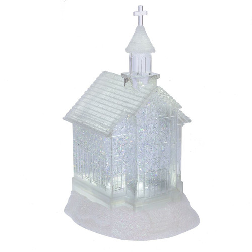 Light Up Shimmer Church Building