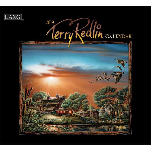 Terry Redlin 2019 Lang Wall Calendar