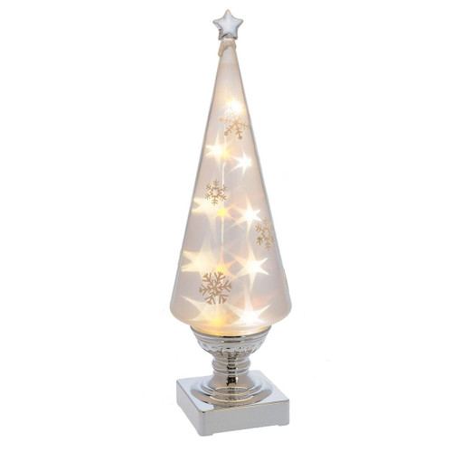 Star Tree LED Shimmer B/O 18