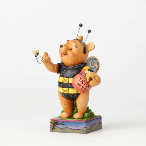 Jim Shore Disney Traditions- Pooh Dressed as a Bee Figurine