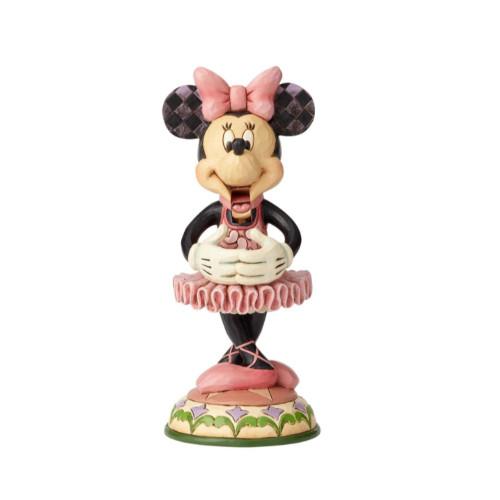 Jim Shore- Disney Traditions- Minnie Nutcracker Figurine 2018