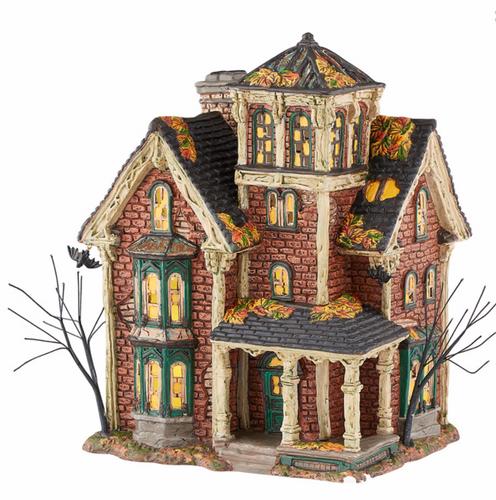 Department 56 Village - *2016 Ghastly's Haunted Villa