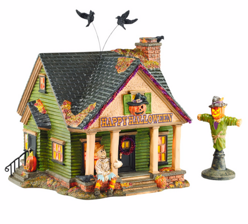 Department 56 Village - The Scarecrow House