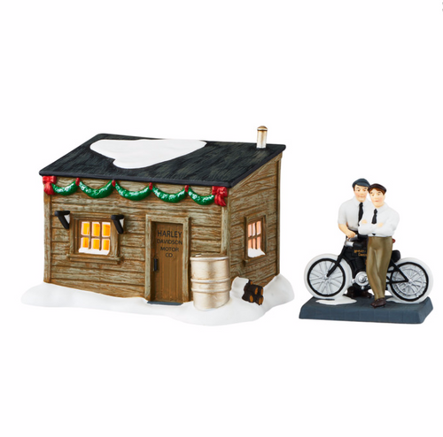 Department 56 - Harley-Davidson Motor Co.