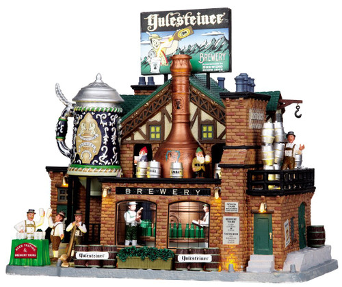 LEMAX- Yulesteiner Brewery