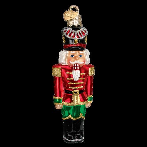Old World Christmas - Nutcracker General Ornament