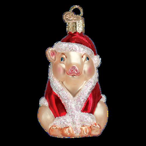 Old World Christmas - Christmas Ham Ornament