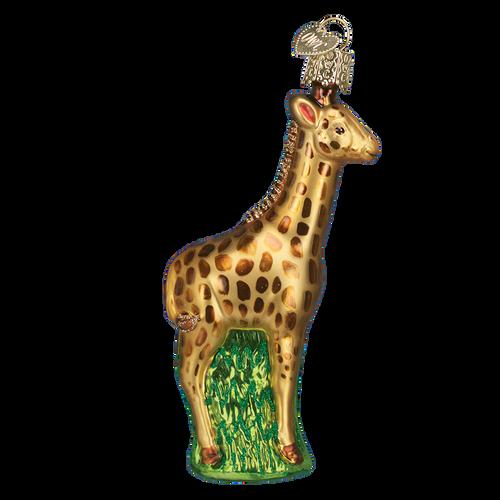 Old World Christmas - Baby Giraffe Ornament