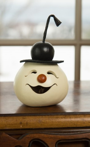 Meadowbrooke Gourds- Walter Ornament
