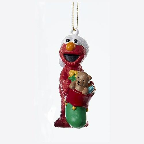 Elmo Ornament